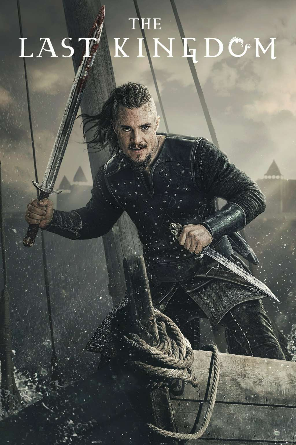 The Last Kingdom kapak