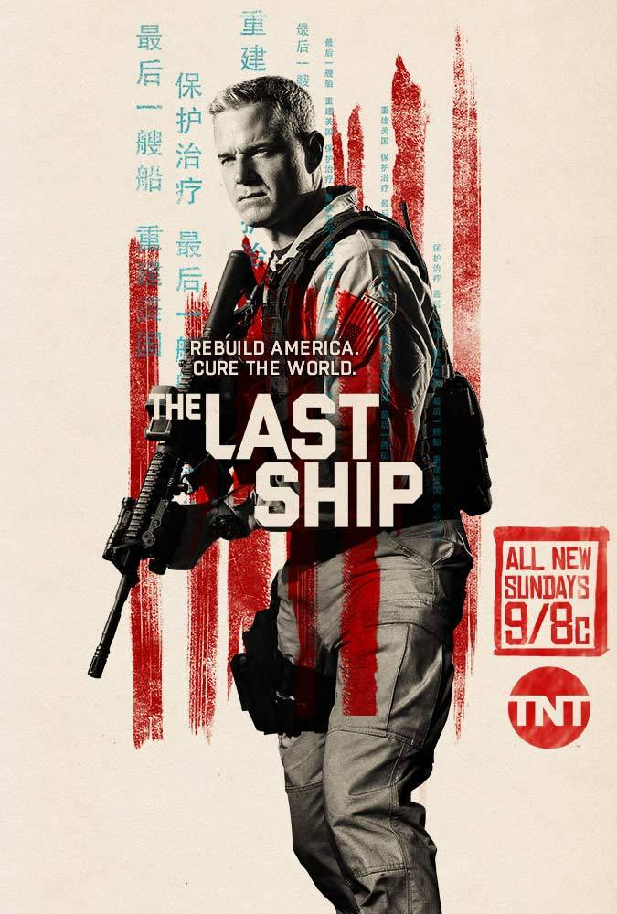 The Last Ship kapak