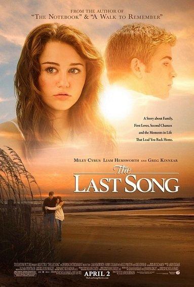 The Last Song kapak