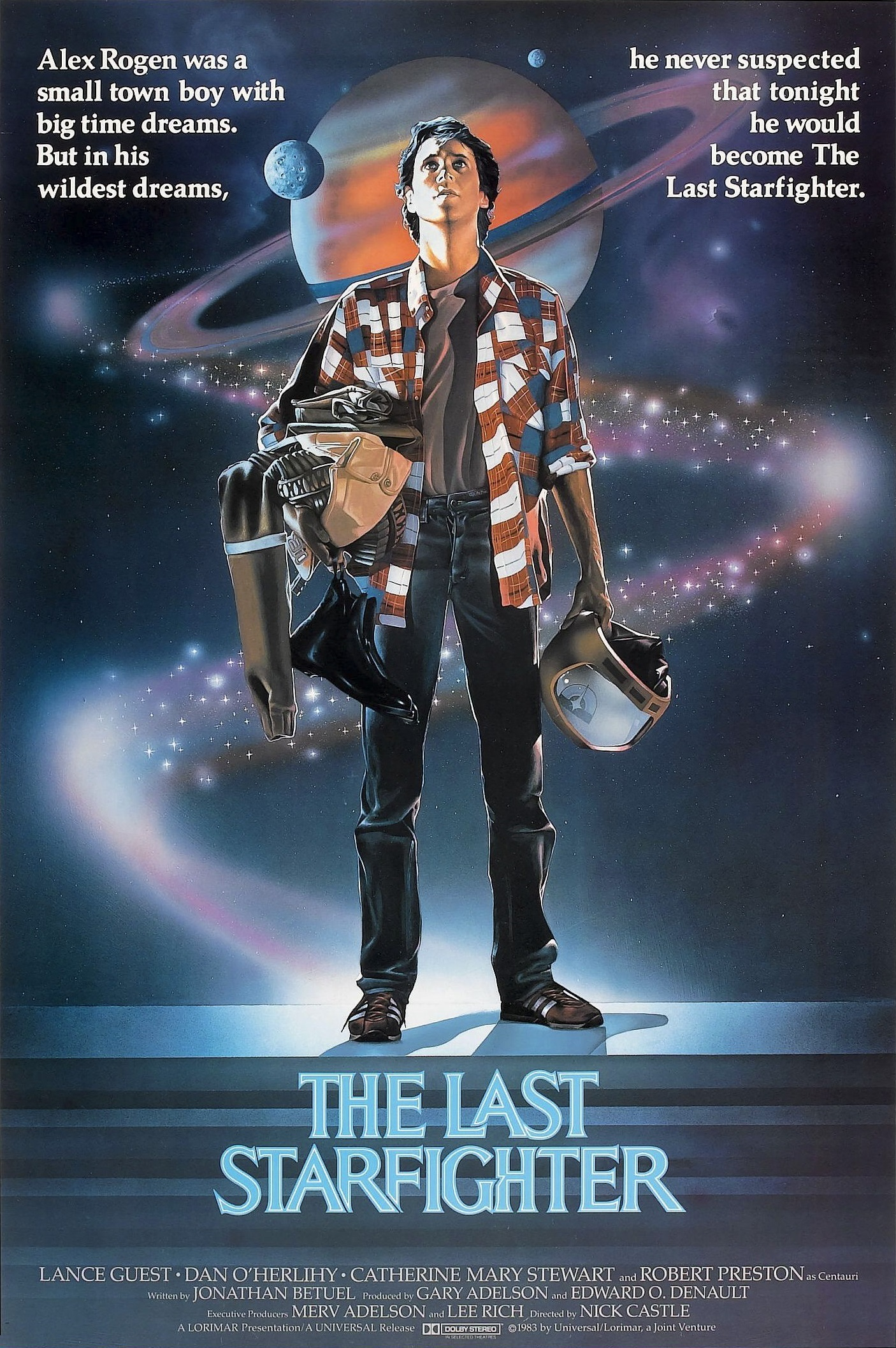 The Last Starfighter kapak