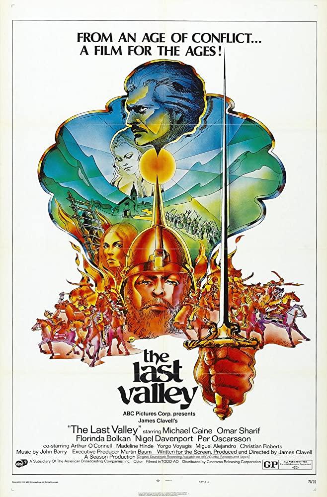 The Last Valley kapak
