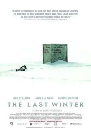 The Last Winter kapak