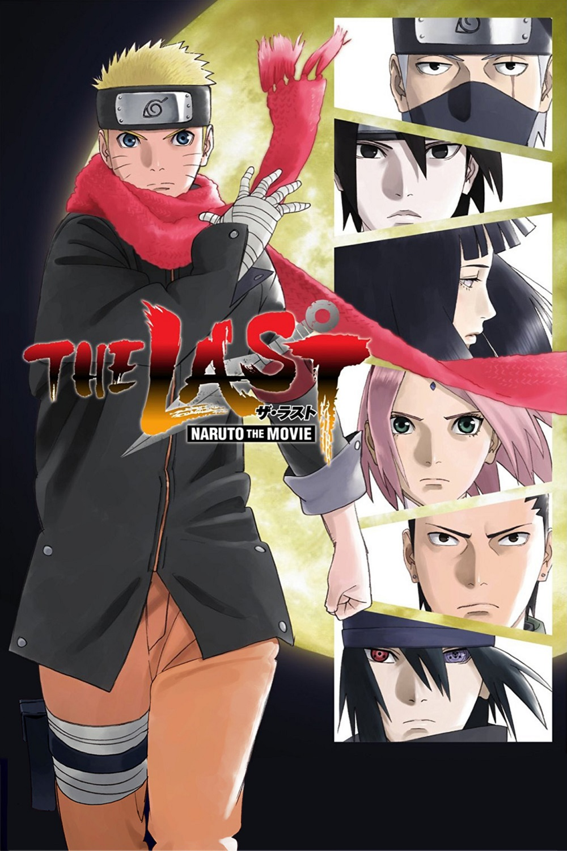 The Last: Naruto the Movie kapak