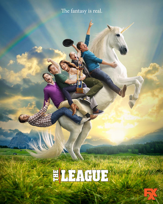 The League kapak