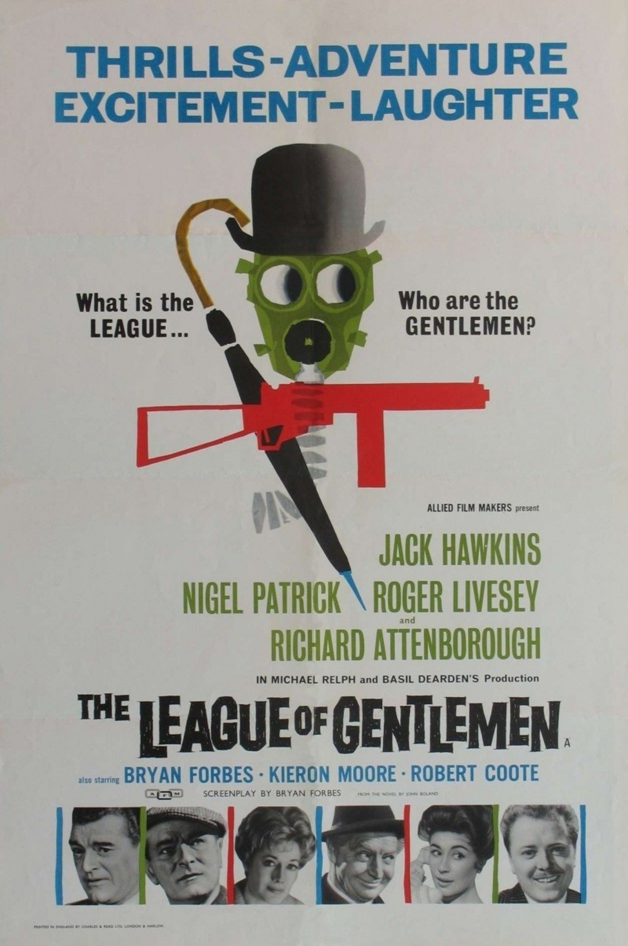 The League of Gentlemen kapak