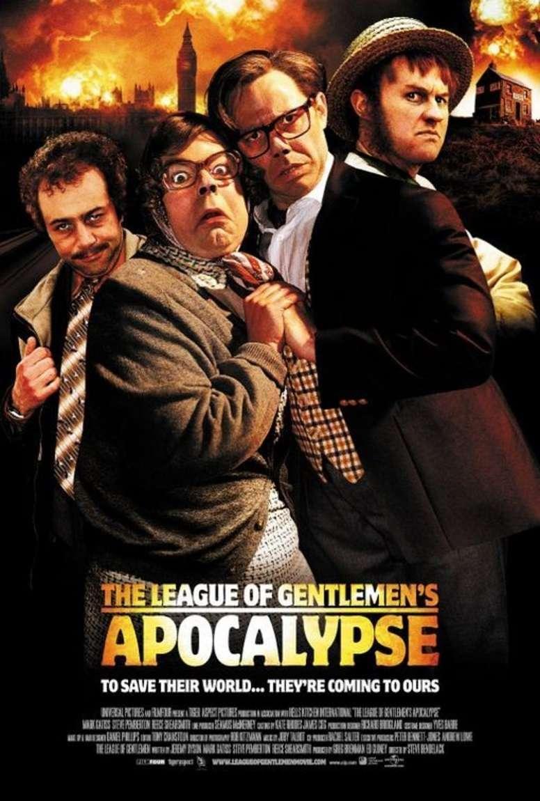 The League of Gentlemen's Apocalypse kapak
