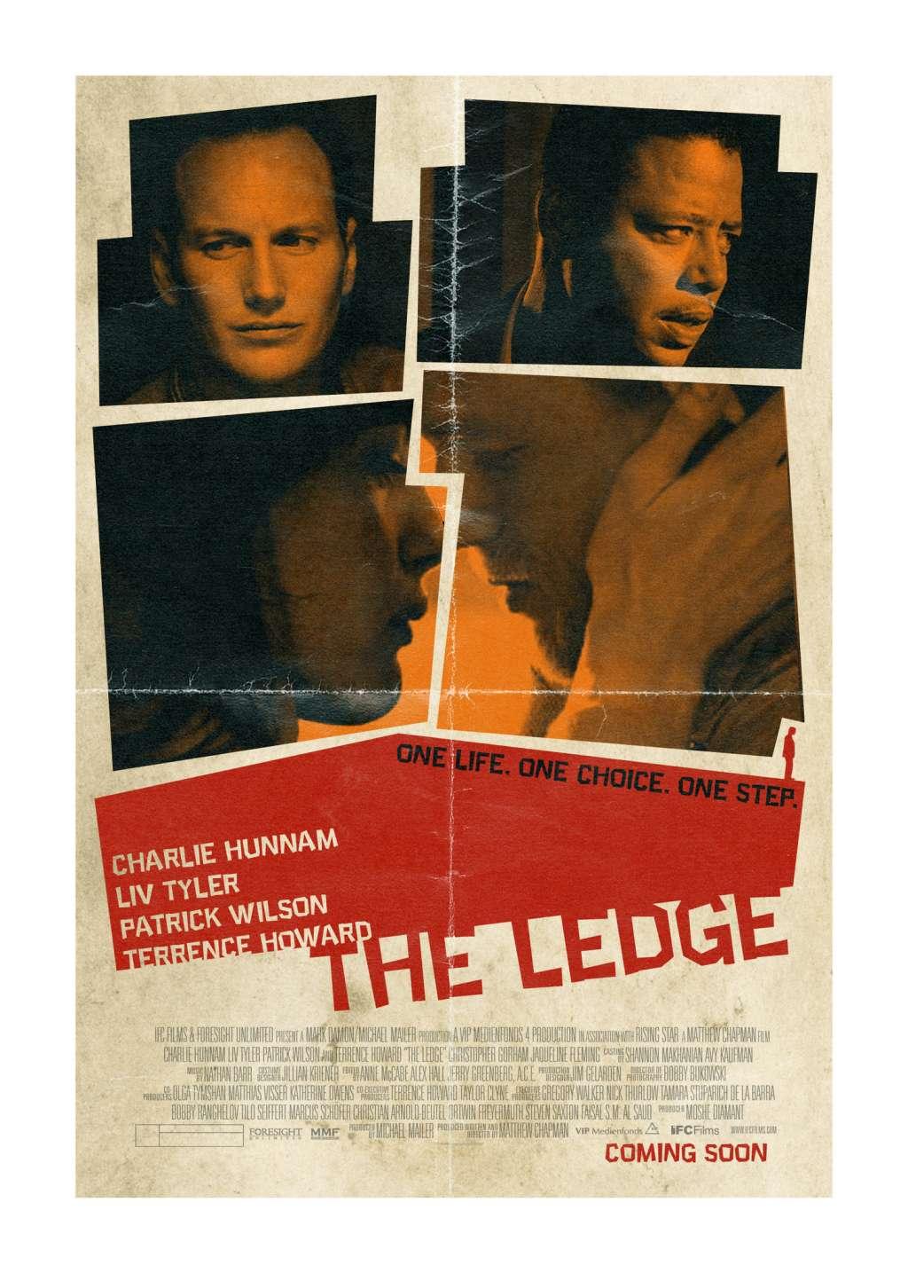 The Ledge kapak
