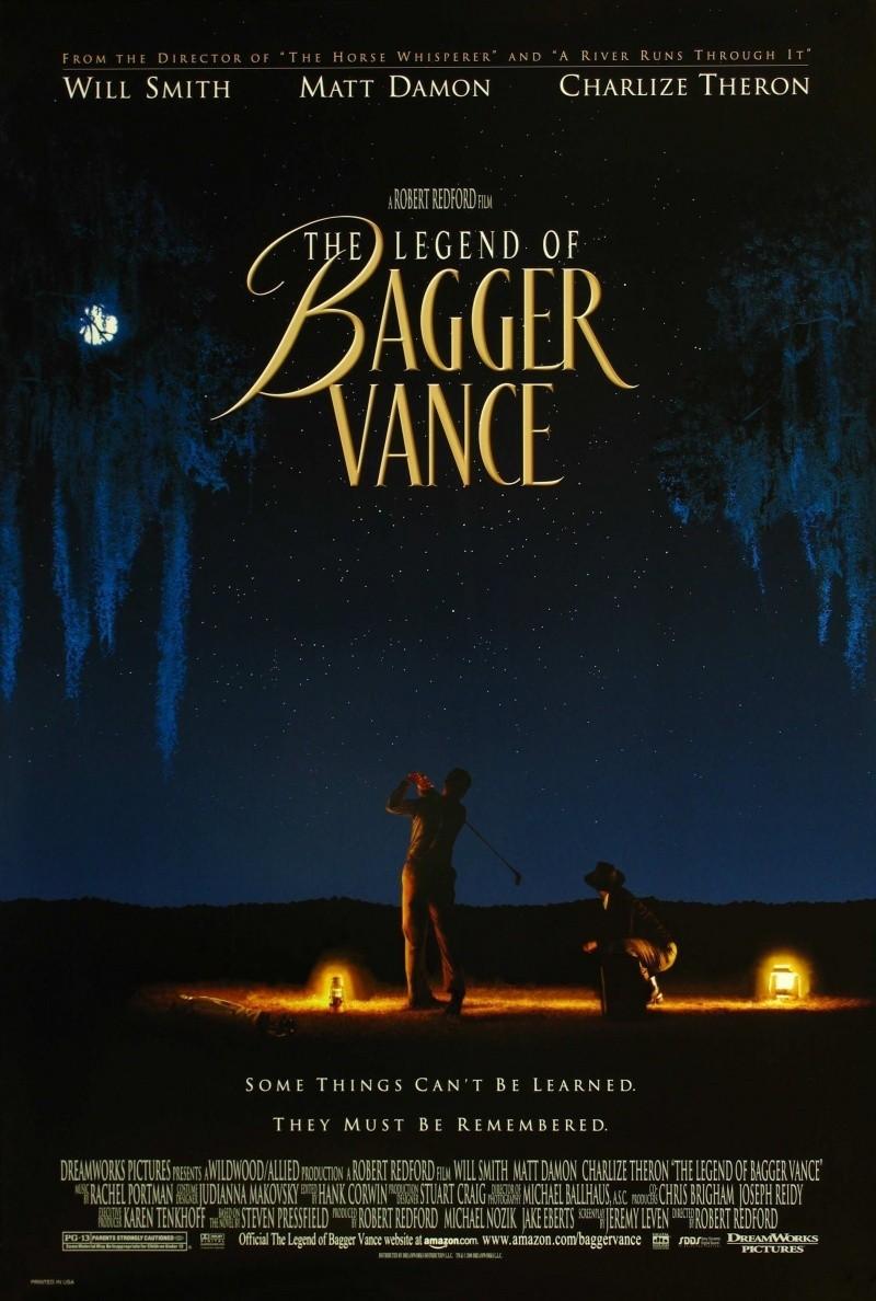 The Legend of Bagger Vance kapak