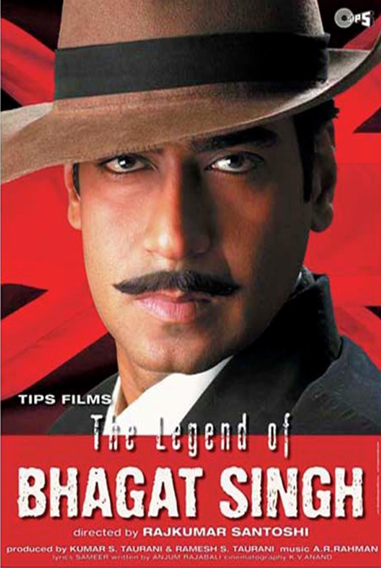The Legend of Bhagat Singh kapak