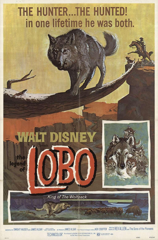 The Legend of Lobo kapak