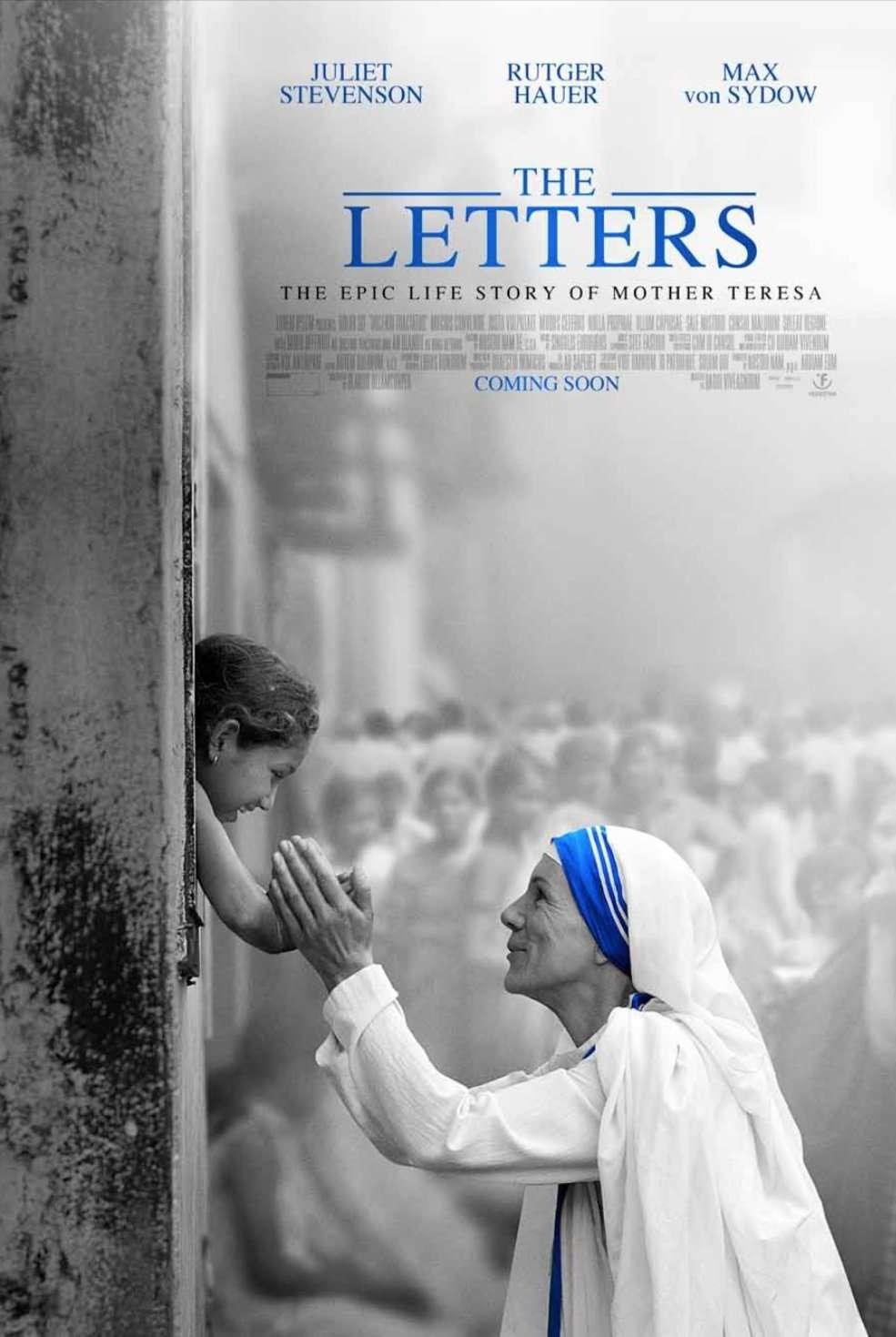The Letters kapak