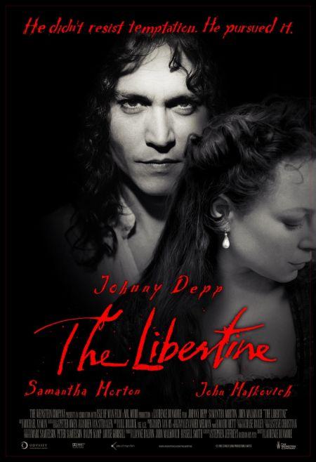 The Libertine kapak