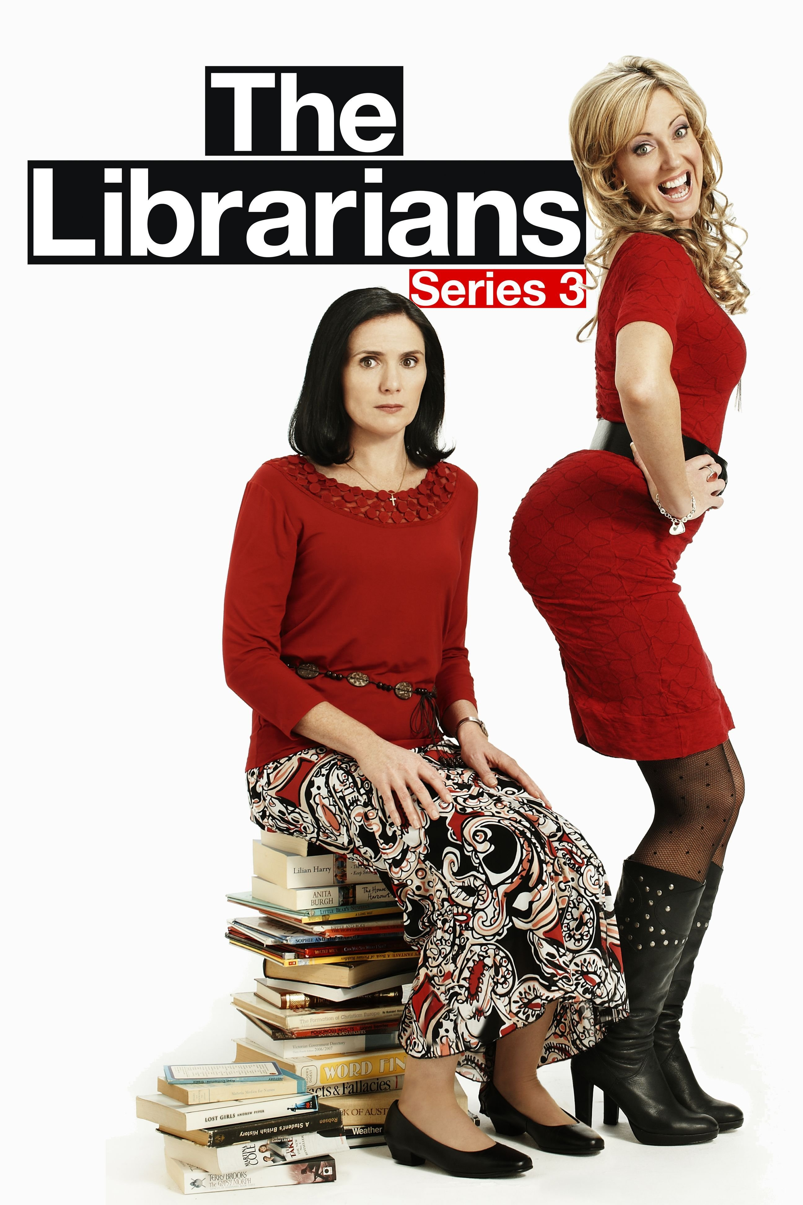 The Librarians kapak
