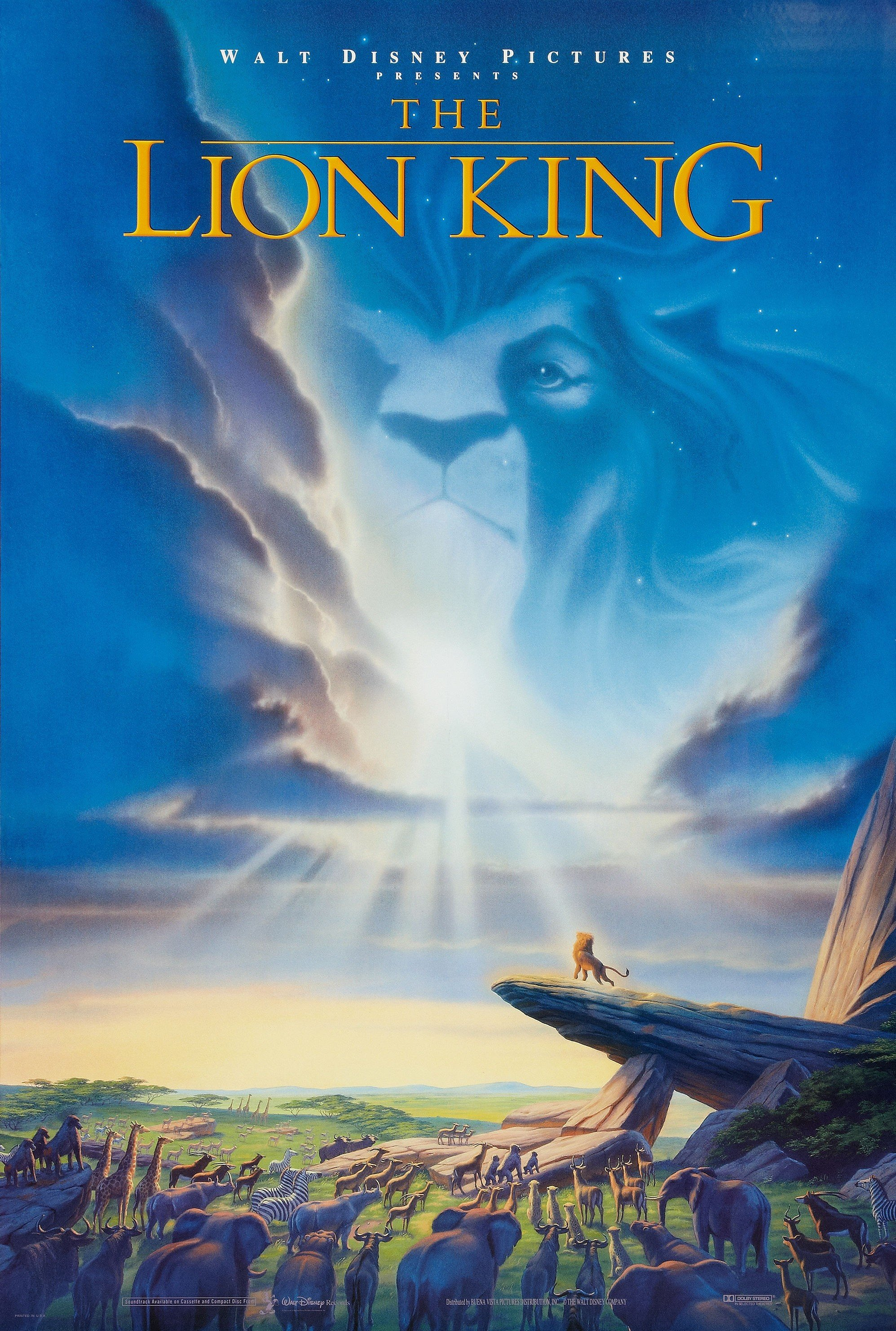 The Lion King kapak