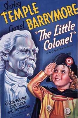 The Little Colonel kapak