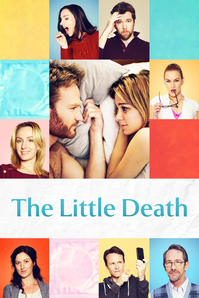 The Little Death kapak