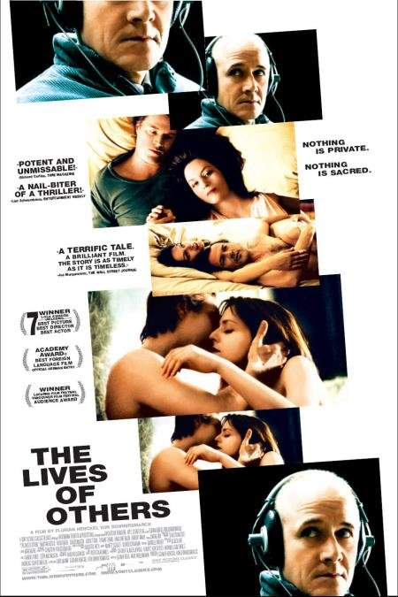 The Lives of Others kapak