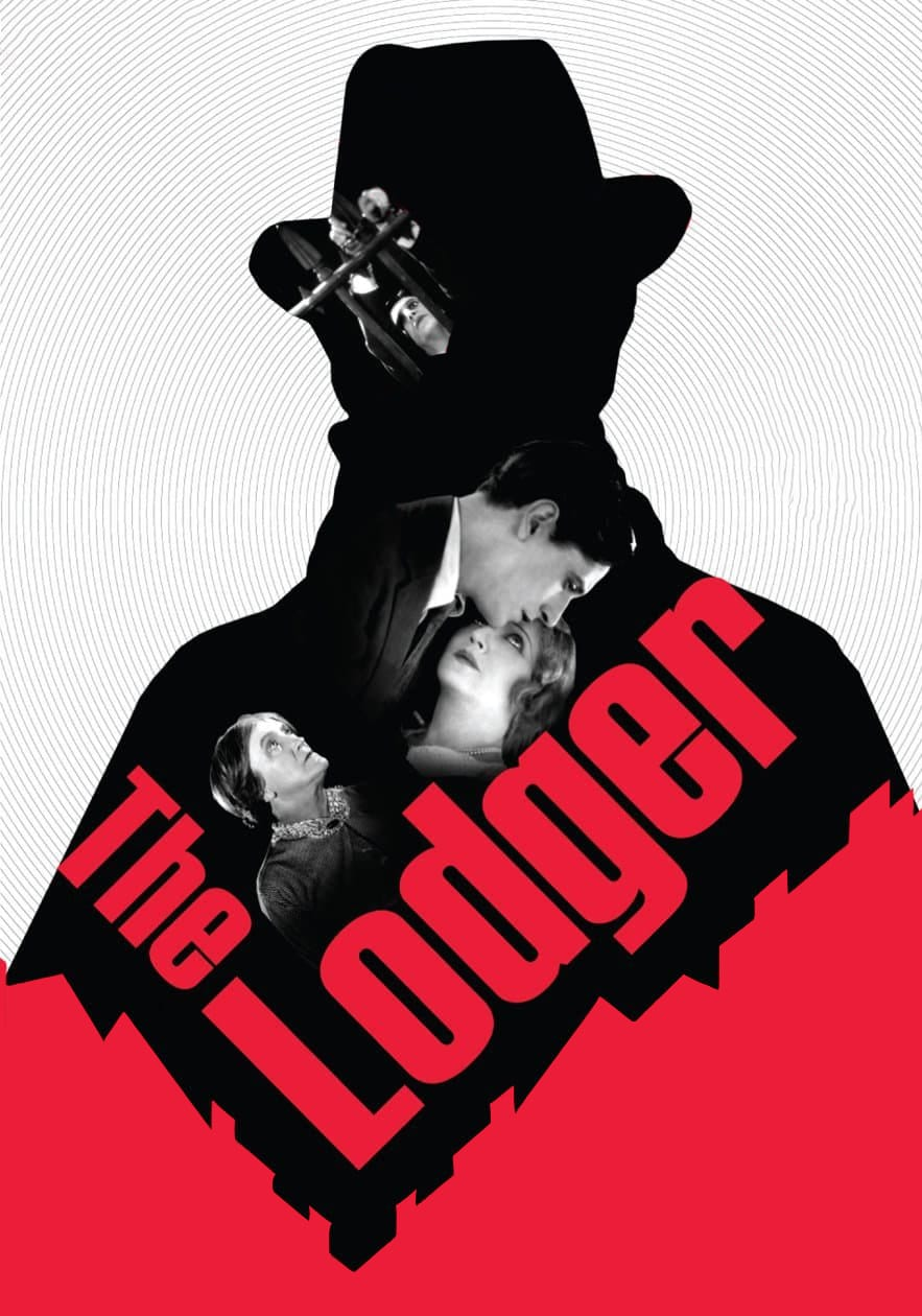 The Lodger: A Story of the London Fog kapak