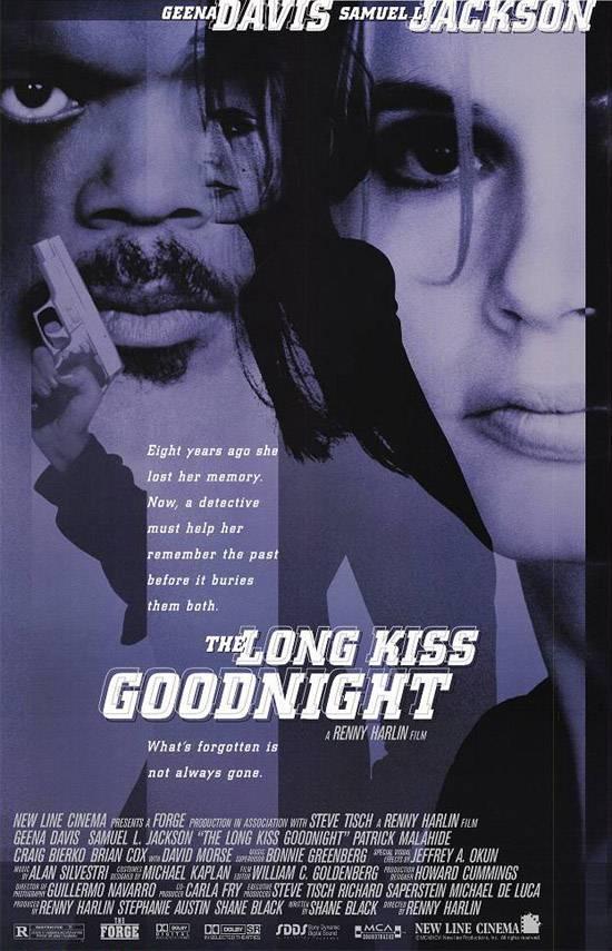 The Long Kiss Goodnight kapak