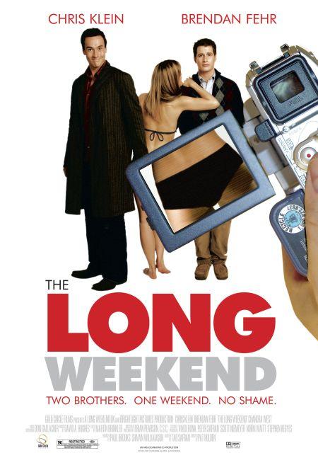 The Long Weekend kapak