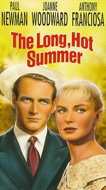 The Long, Hot Summer kapak