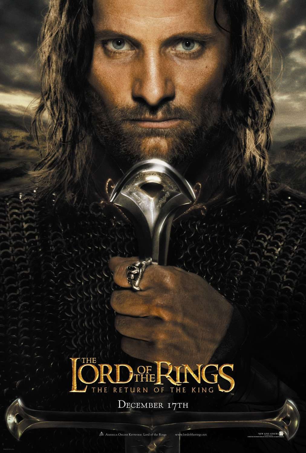 The Lord of the Rings: The Return of the King kapak