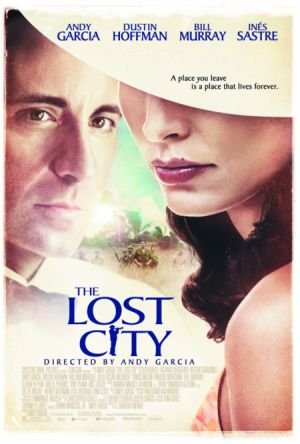 The Lost City kapak