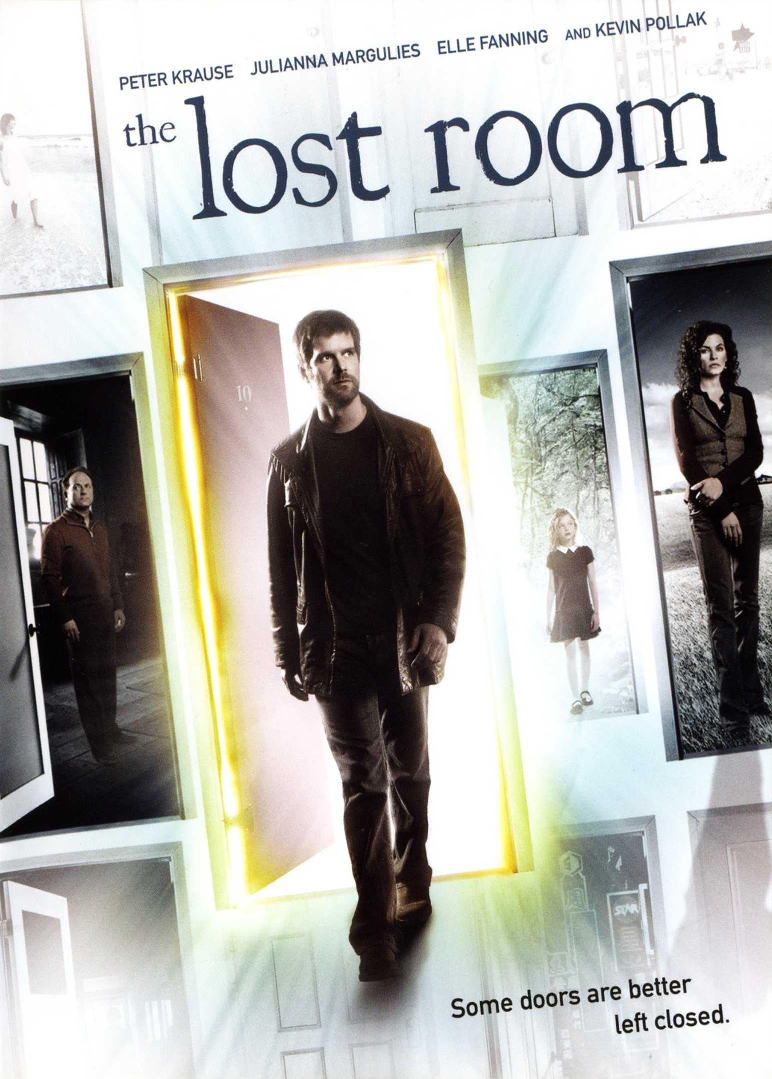 The Lost Room kapak