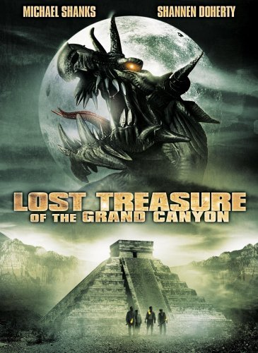 The Lost Treasure of the Grand Canyon kapak