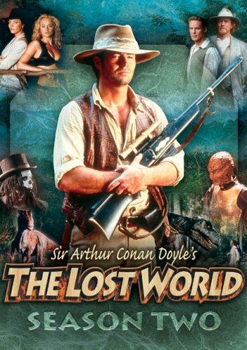 The Lost World kapak