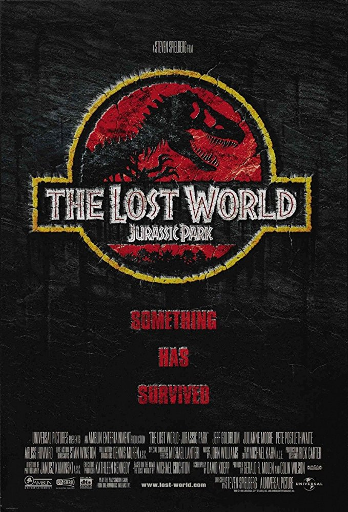 The Lost World: Jurassic Park kapak