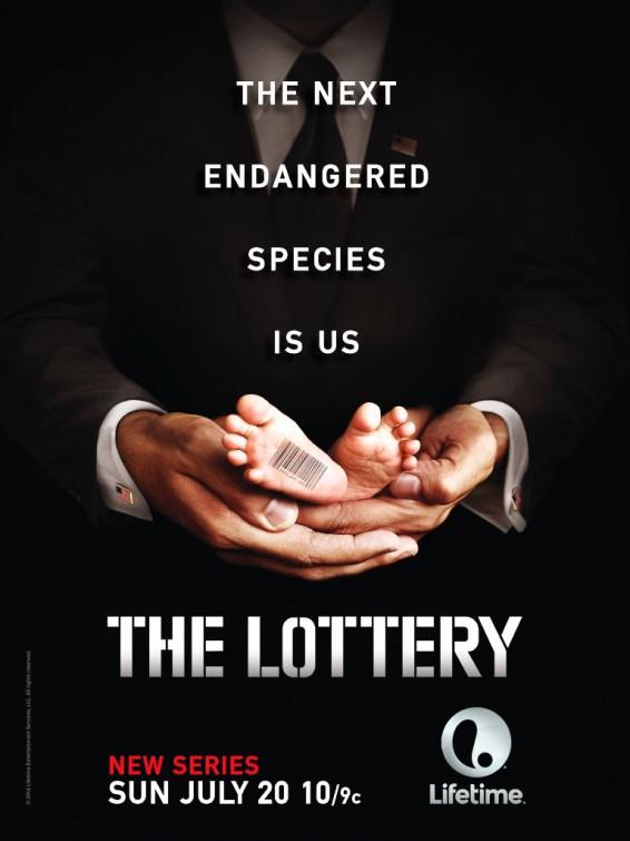 The Lottery kapak