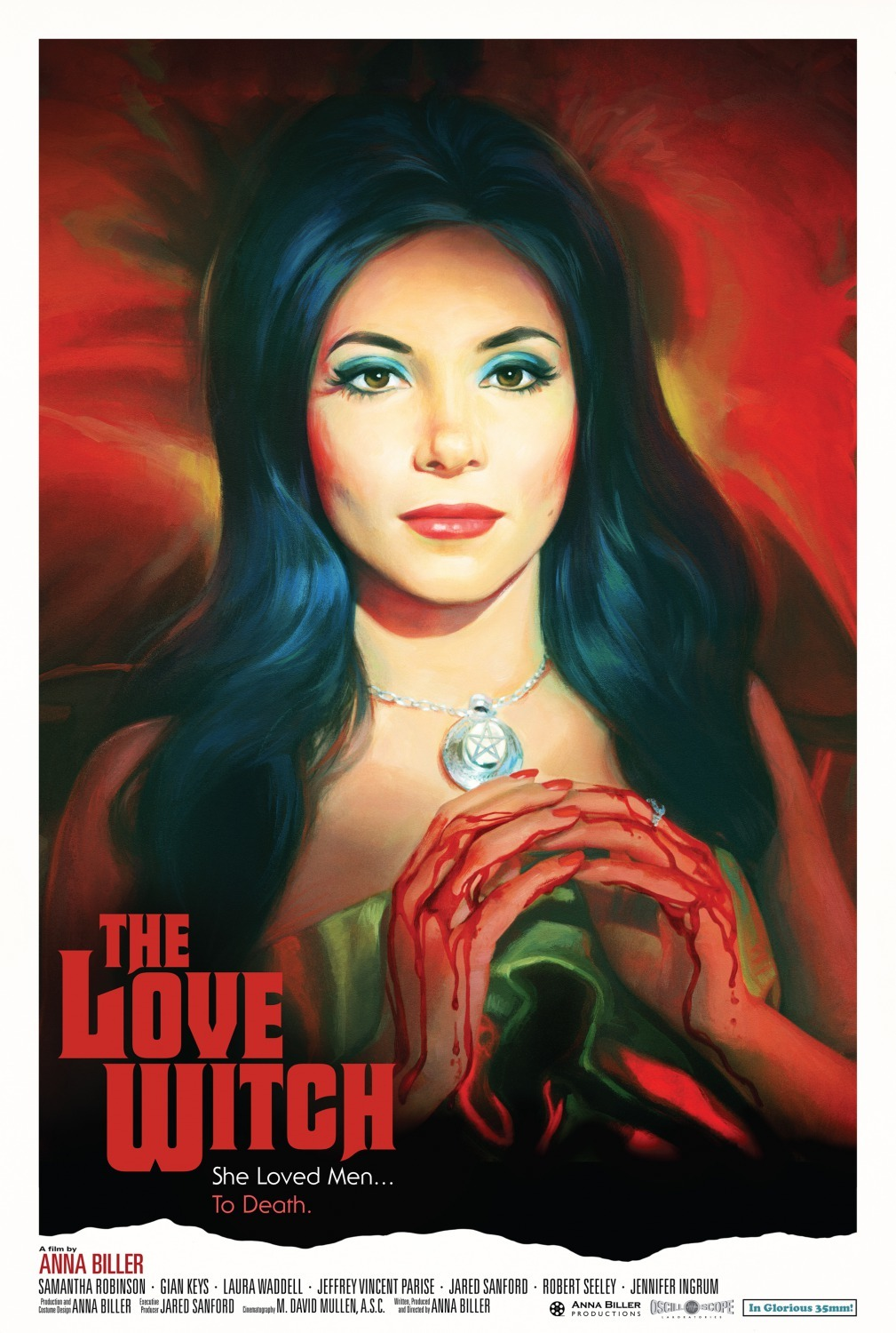 The Love Witch kapak