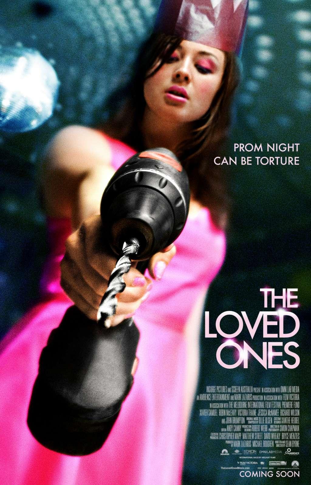 The Loved Ones kapak