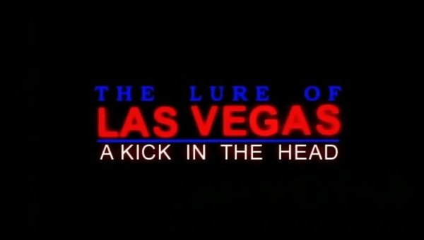 The Lure of Las Vegas  kapak