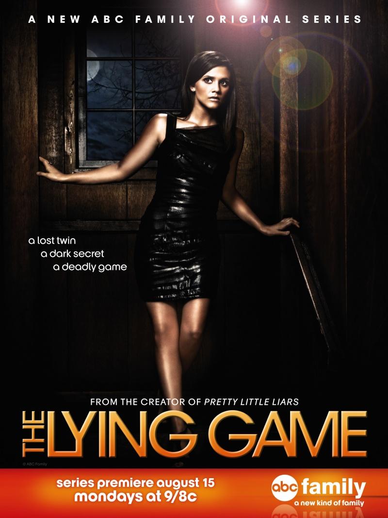 The Lying Game kapak