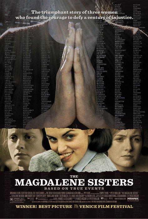 The Magdalene Sisters kapak