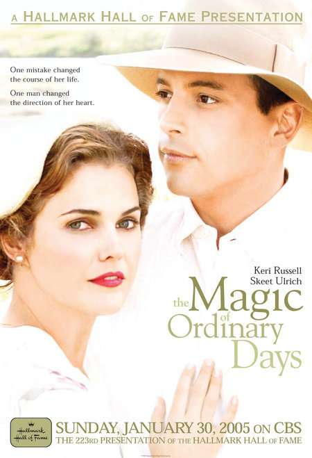 The Magic of Ordinary Days kapak