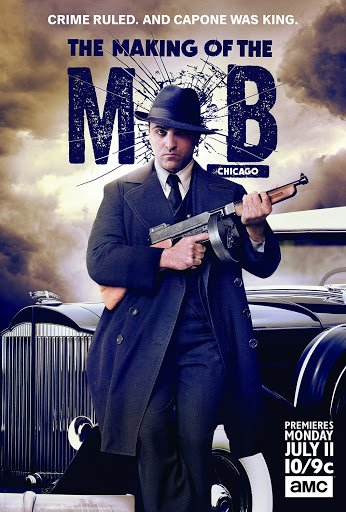 The Making of the Mob: New York kapak