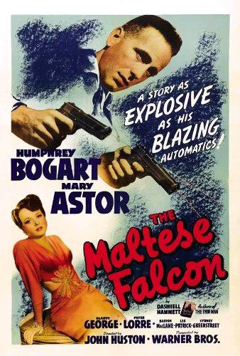 The Maltese Falcon kapak