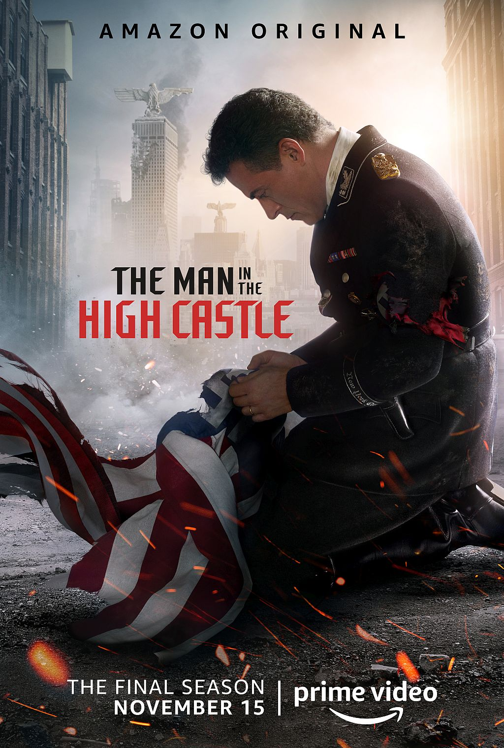 The Man in the High Castle kapak