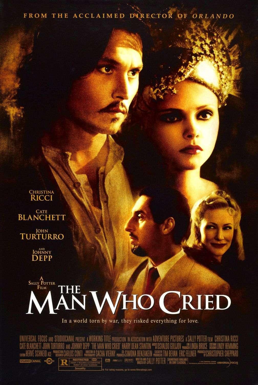 The Man Who Cried kapak