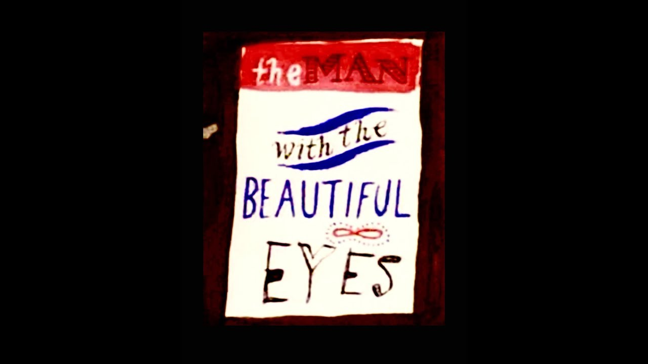 The Man with the Beautiful Eyes kapak