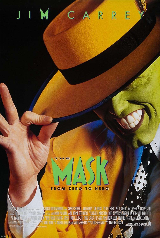 The Mask kapak