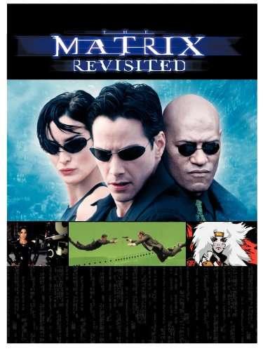 The Matrix Revisited kapak