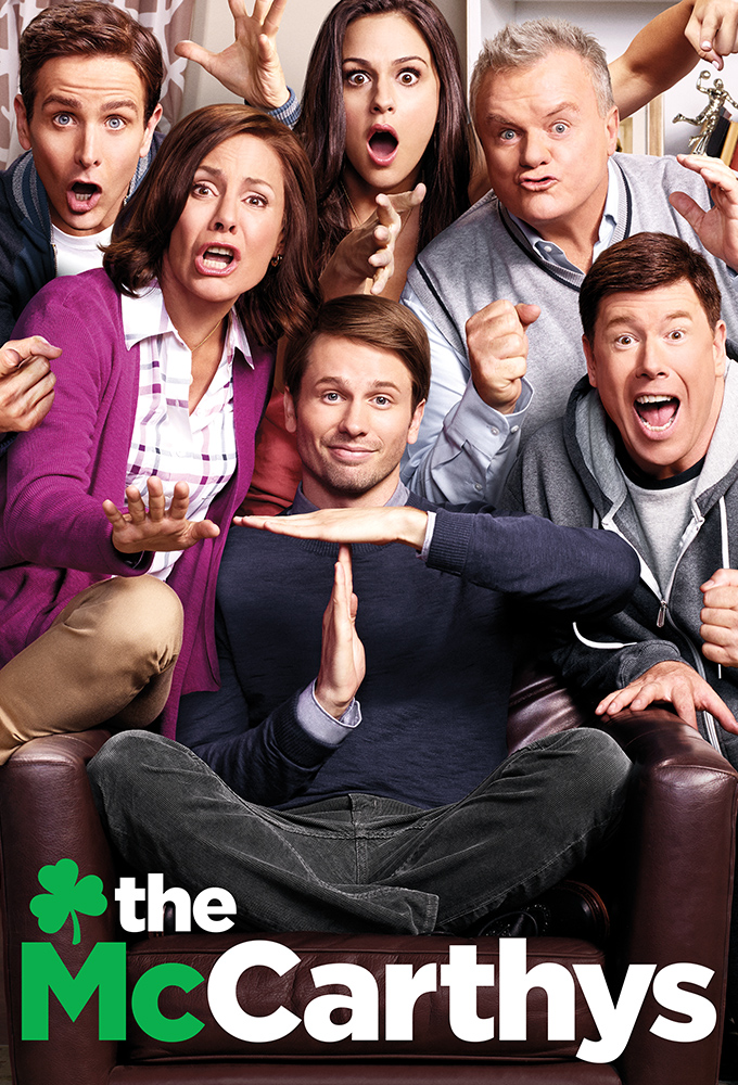 The McCarthys kapak