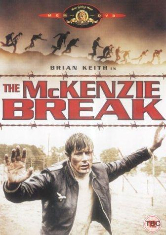The McKenzie Break kapak