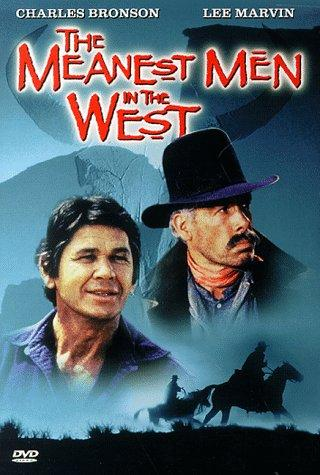 The Meanest Men in the West kapak