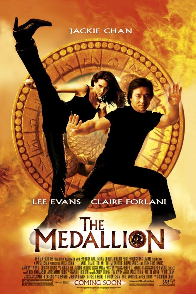 The Medallion kapak