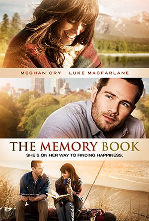The Memory Book kapak